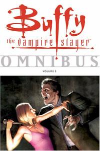 Buffy the Vampire Slayer Graphic Novel Omnibus Vol.2