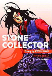 Stone Collector Graphic Novel Vol. 1