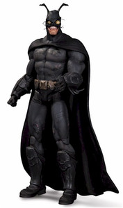 Batman Arkham City Action Figure - Rabbit Hole Batman