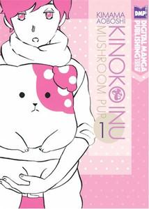 Kinokoinu Mushroom Pup Graphic Novel Vol. 1
