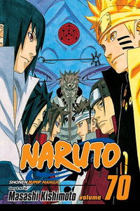 Naruto Graphic Novel Vol. 70