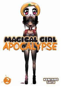 Magical Girl Apocalypse Graphic Novel 02