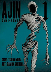 Ajin: Demi-Human Graphic Novel 01