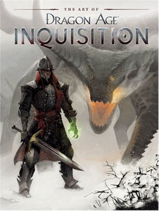 Art of Dragon Age: Inquisition Art Book (HC)