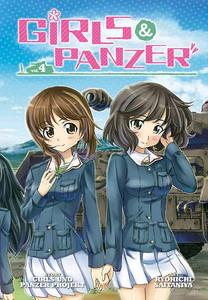 Girls Und Panzer Graphic Novel Vol. 04