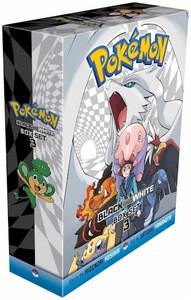 Pokemon Black and White Box Set 3 (vol. 15-20)