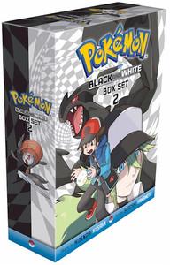 Pokemon Black and White Box Set 2 (vol. 9-14)