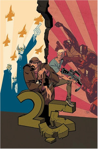 Archer & Armstrong #25 Cover B
