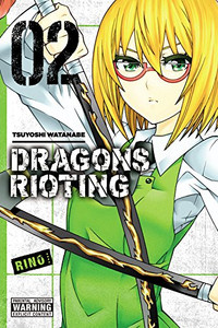 Dragons Rioting Graphic Novel 02