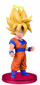 Dragon Ball Z WCF - Super Saiyan Goku (Halo)