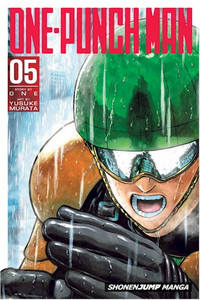 One-Punch Man Graphic Novel 05