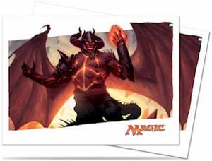 Magic the Gathering Sleeves: Battle for Zendikar - Ob Nixlis