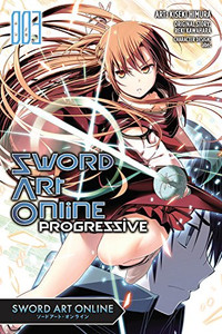 Sword Art Online: Progressive Graphic Novel 03