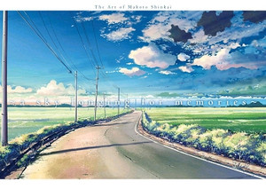 A Sky Longing for Memories: The Art of Makoto Shinkai