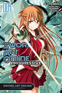 Sword Art Online: Progressive Graphic Novel 04