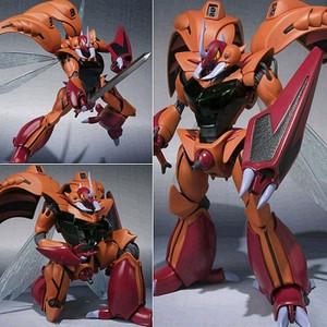 Aura Battler Dunbine Robot Spirits #186 Leprechaun