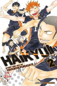 Haikyu!! Graphic Novel 02