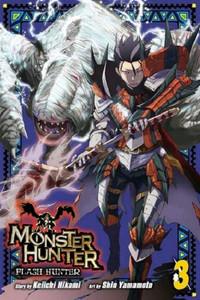 Monster Hunter: Flash Hunter Graphic Novel 03