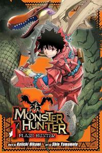 Monster Hunter: Flash Hunter Graphic Novel 01