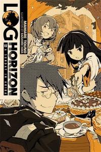 Log Horizon Novel 05: A Sunday in Akiba