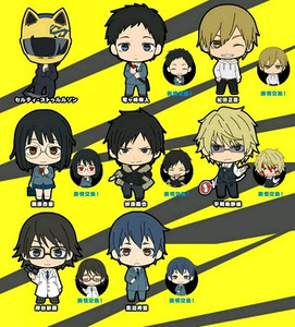 Durarara!! X2 Picktam! Rubber Straps Blind Box