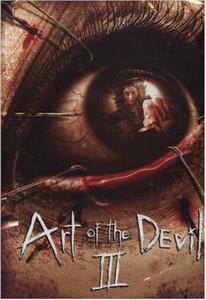 Art of the Devil 3 DVD (Live)
