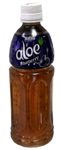 Aloe Natural Drink (500ml) - Blueberry