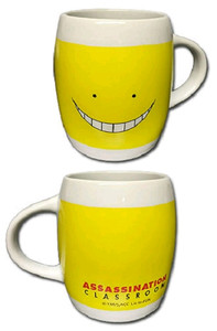 Assassination Classroom Mug - Koro Face