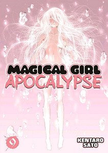 Magical Girl Apocalypse Graphic Novel 09