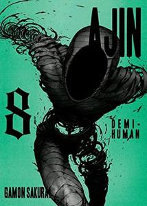 Ajin: Demi-Human Graphic Novel 08