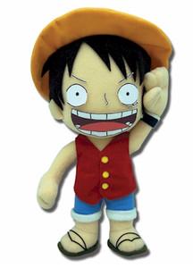 One Piece Plush Doll - SD Monkey