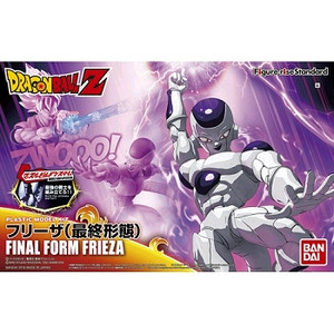Dragon Ball Z Model Kit: Final Form Frieza