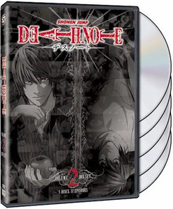 Death Note DVD Box Set 2