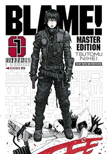BLAME! Graphic Novel 01
