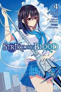 Strike the Blood Graphic Novel 04