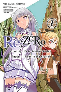 Re:ZERO -Starting Life in Another World 1 - Manga 02