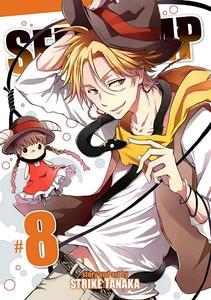 Servamp Graphic Novel 08
