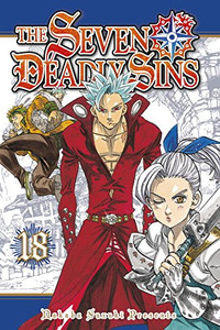 Seven Deadly Sins Graphic Novel Vol. 18