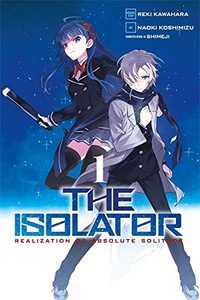 The Isolator Graphic Novel 01