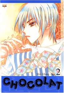 Chocolat Graphic Novel 02