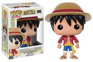 POP! Anime: One Piece - Monkey D. Luffy