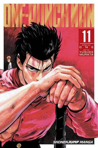 One-Punch Man Graphic Novel 11