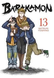 Barakamon Graphic Novel 13