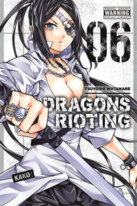 Dragons Rioting Graphic Novel 06