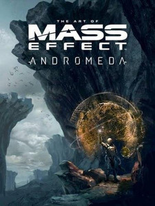 Art of The Mass Effect: Andromeda Art Book (HC)