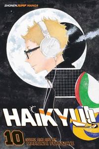 Haikyu!! Graphic Novel 10
