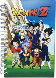Dragon Ball Z HC Notebook - Capsule Corp