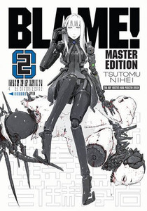 BLAME! Graphic Novel 02