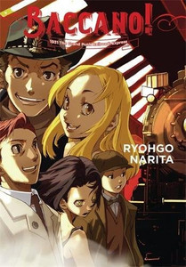 Baccano! Novel 03 (HC)