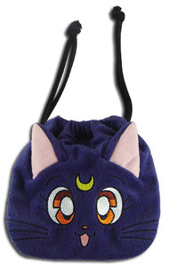 Sailor Moon Drawstring Pouch - Luna